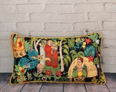 FRIDAS GARDEN Long Cushion