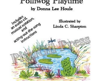 Book, Children's: Polliwog Playtime