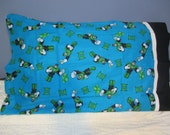 Green Lantern DC Comics Blue Handmade Standard Pillowcase Pillow Case