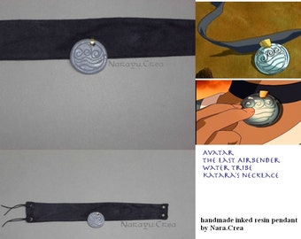 collier Tribu de l'Eau Katara