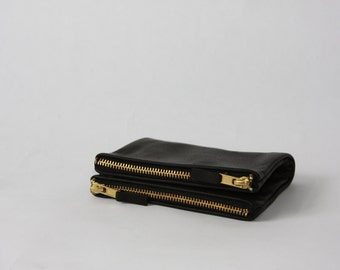 Double Wallet/ BLACK