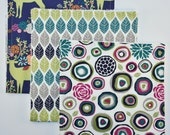 Burp Cloth Set - Emily Herrick's Rustique Collection for Michael Miller