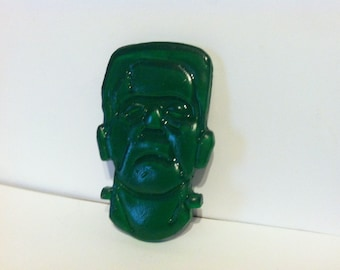 Frankenstein Brooch