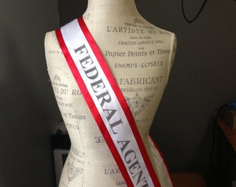 Miss America pageant sash, Cistomize your Sash,Wedding Sash Prom King, Prom Queen, Miss America, Beauty Queen,Miss USA Any Color any wording