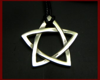 Celtic Star- pendant 925 silver