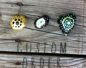 Set of 5 Painted Stones