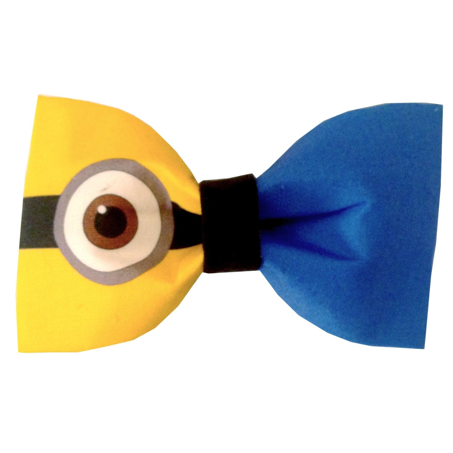 despicable me inspired minion hair bow or bow tie by