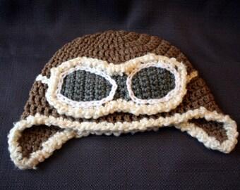 Little Aviator Hat
