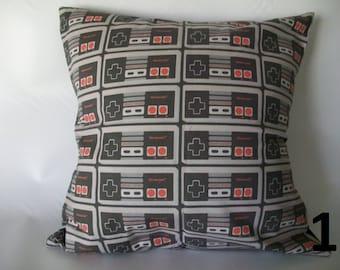 Gaming Pillow Case