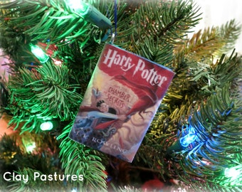 Harry Potter and the Chamber of Secrets Ornament