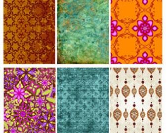 Arabian Dreams Digital Paper Pack