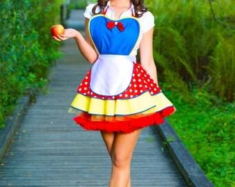 Custom Snow White Apron!