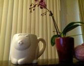 Takahashi San Franciso Sitting Cat Mug