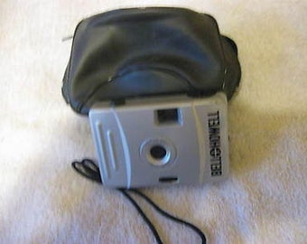 Bell Howell Focus Free 35mm Camera Point & Shoot C11-15