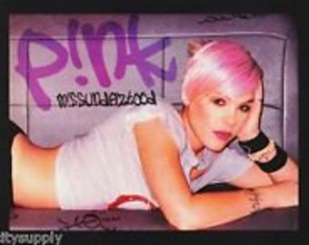 Pink Music Poster