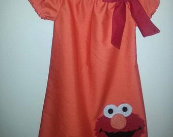 Elmo Dress
