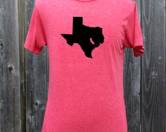 California in Austin Texas Screenprinted Shirt
