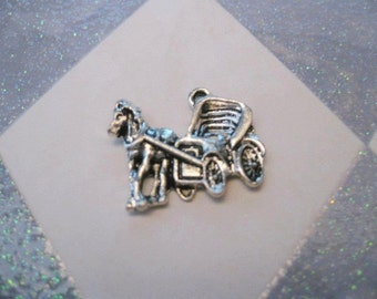Horse and Buggy Old Vintage Carriage  C226 (10PCS)