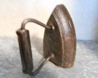 1800's Steel Flat Iron