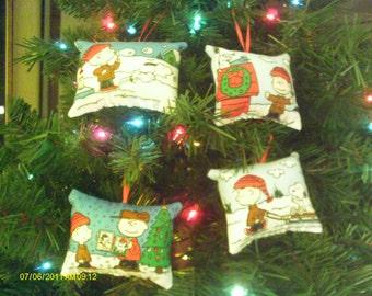 Charlie Brown Ornaments #2