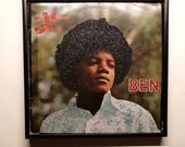 Glittered Record Album - Michael Jackson - Ben