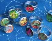Zodiac Mood Ring - Free Shipping