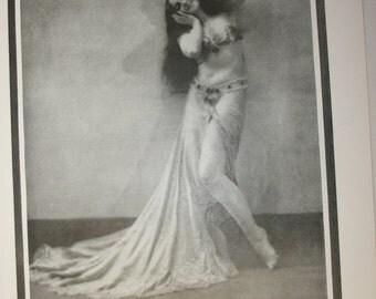 Vintage Theatre Magazine August 1925