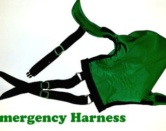 Emergency Diaper Harness for pet Ducks, Chickens, and Geese