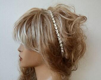 Headband,  Pearl Headband, Wedding Headband, Bridal Pearl Headband,  Wedding Accessories,  Bridal Hair Accessory