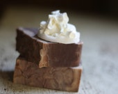 Hot Chocolate Handmade Soap