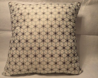 Decorative Pillow Cover, Chanukah Pillow Cover, Holiday Decor, Hanukkah 18 x18 Pillow Cover,Hanukkah, Star of David, Jewish Holiday