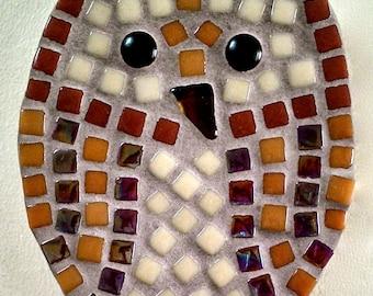 wildtiere eule mosaik kit mit form fliesen kleber fugenmasse und anweisungen - Fantastisch Mosaik Flie