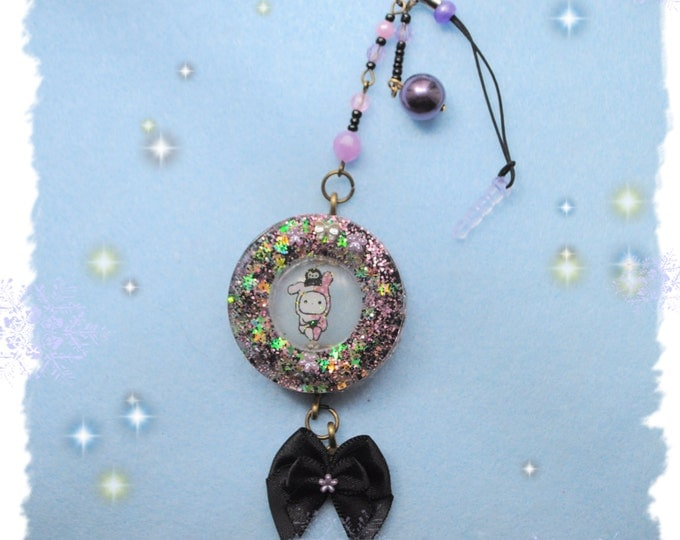 Sentimental Circus handmade Cell Phone Resin Charm