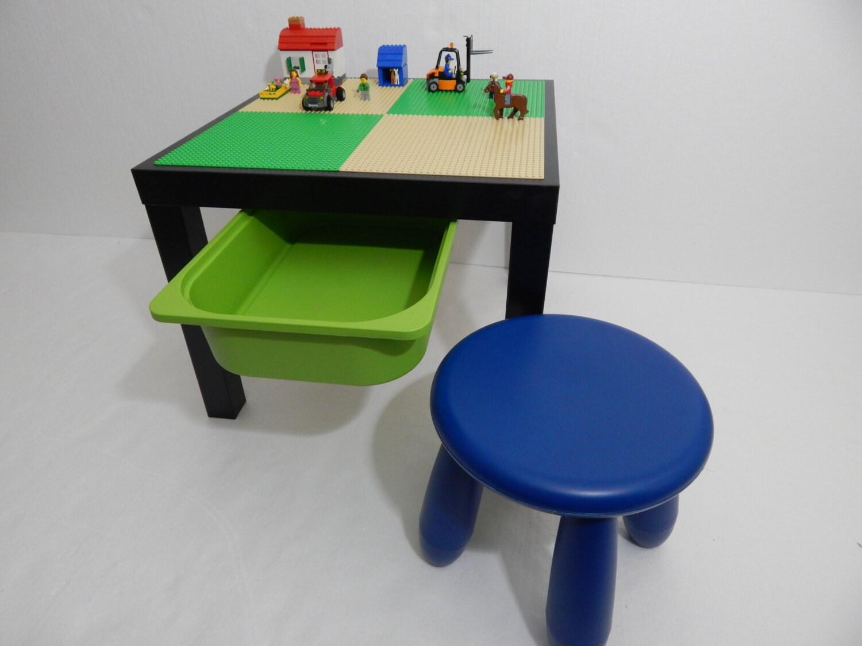 28 Lego Bench Storage Lego 174 Storage Table With Stool Lar