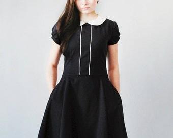 R.O.M.Y peter pan dress