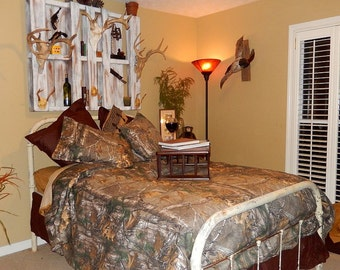 Realtree® Duvet Covers and Pillow Shams/ Camo Bedding