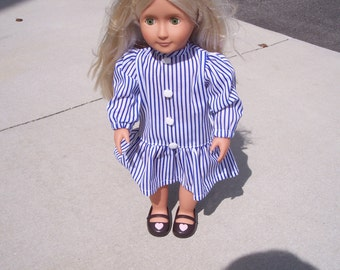dress for 18inch doll