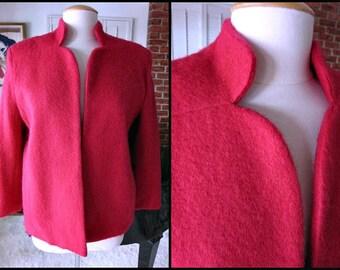STINCHFIELD Mohair Jacket / Palm Beach / fits M / vintage 50s mohair jacket / 1950s mohair jacket