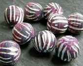 Artisan Bead Set beadset Polymer Clay Jewelrymaking Jewelrymaker handmade