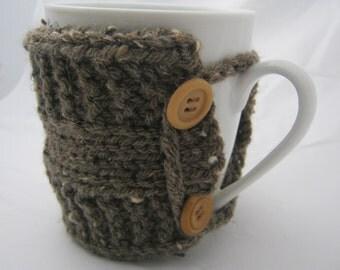 Teacher gift Coffee mug cozy tea cozy rustic home decor teacher gift cozy knit cup warmer knit mug cozies knit coffee sleeve gifts under 20