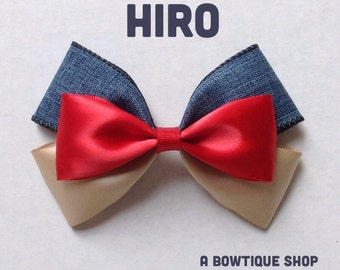 hiro hair bow