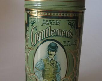 Avon Gentlemen's Talc