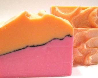 Sweet Sol Handmade Cold Process Soap Handmade Vegan Soap