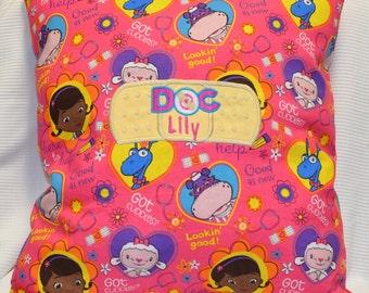 Doc Mcstuffins Personalized Pillow