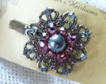 Vintage Inspired Hair Clip