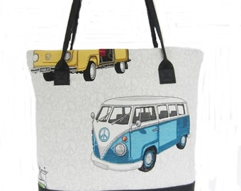 Shopper Volkswagen bus 4