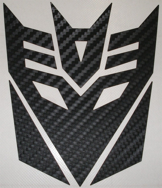 Decepticon Logo Black Decepticon Transformer...