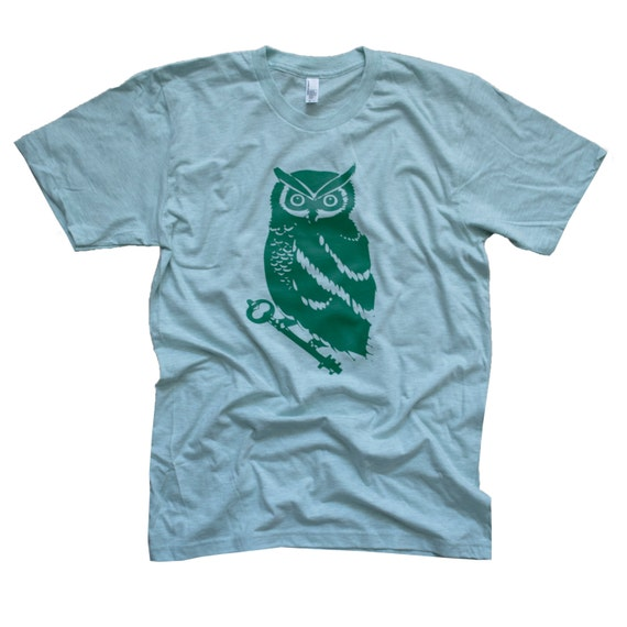 Mens graphic owl t shirts best custom shirt by for T shirt graphic designer
