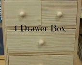 4 four drawer boxes for Debbie H