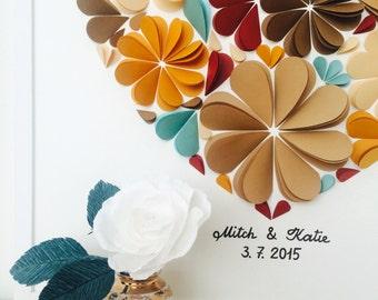 Guest Book Ideas - Wedding Guest Book Trends - Amazing Guest Book Alternative